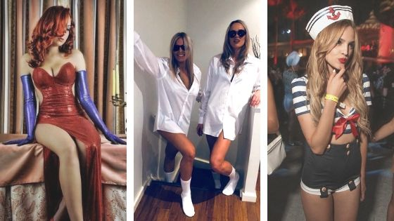 100+ HOT College Halloween Costume Ideas for Girls - The Metamorphos