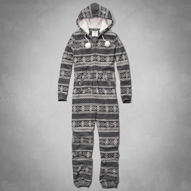 33 Cozy Onesies That Are Better Than A Winter Boyfrie