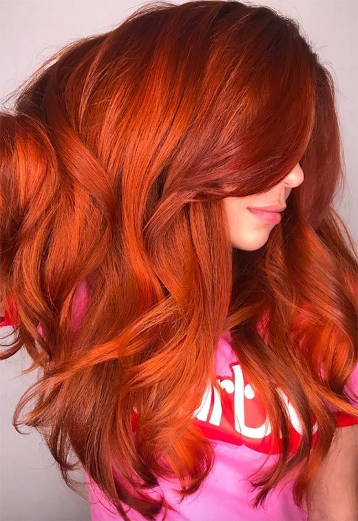 57 Flaming Copper Hair Color Ideas for Every Skin Tone   Hair .