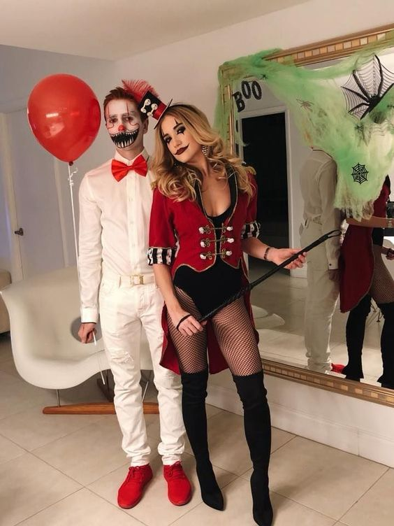 45 Creative Halloween Couple Costumes Worth Trying | Creepy .