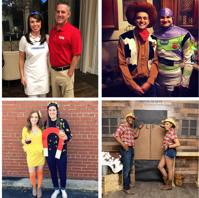 75 Best Couples Halloween Costumes 2020 - Funny Couples Costum
