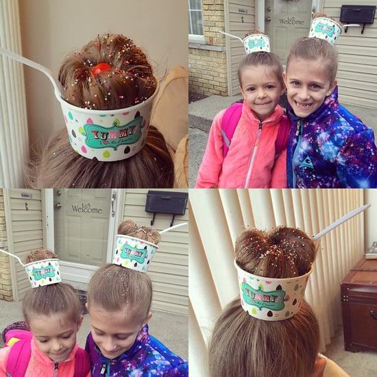 Crazy Hair Day Ideas For Your Kids' School Spirit Week | POPSUGAR .