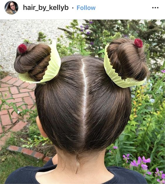 29 Cute Ideas For Kids' Crazy Hair Day at School | Crazy hair for .