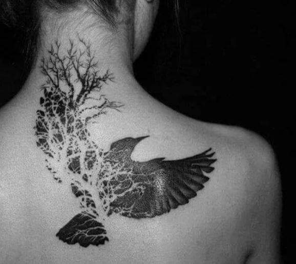 85+ Cute and Artistic Bird Tattoo Designs You Want to Try Ne