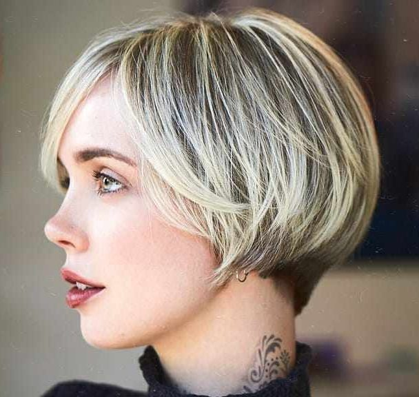 35 Latest Pixie And Bob Short Haircuts For Women 2020 – Short Hair .