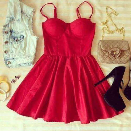 40+ Cute Valentine's Day Outfit Ideas for Teenage Girls to Make a Ma