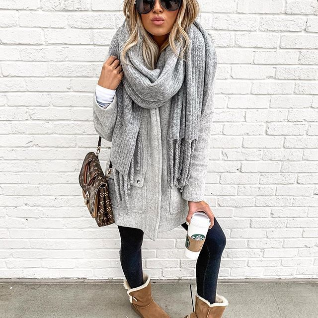 winter outfit ideas. cute outfits. women's clothing ideas .