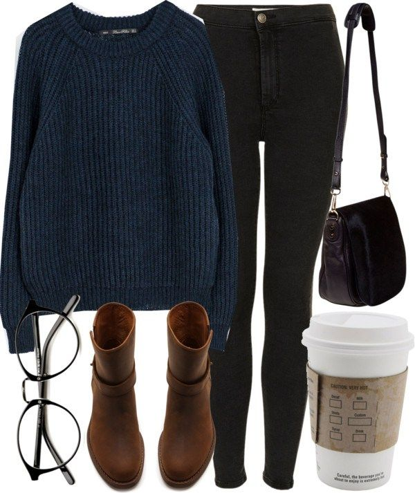 25 Cute Winter Outfit Ideas for 2018 - Outfits for Winter | Outfit .
