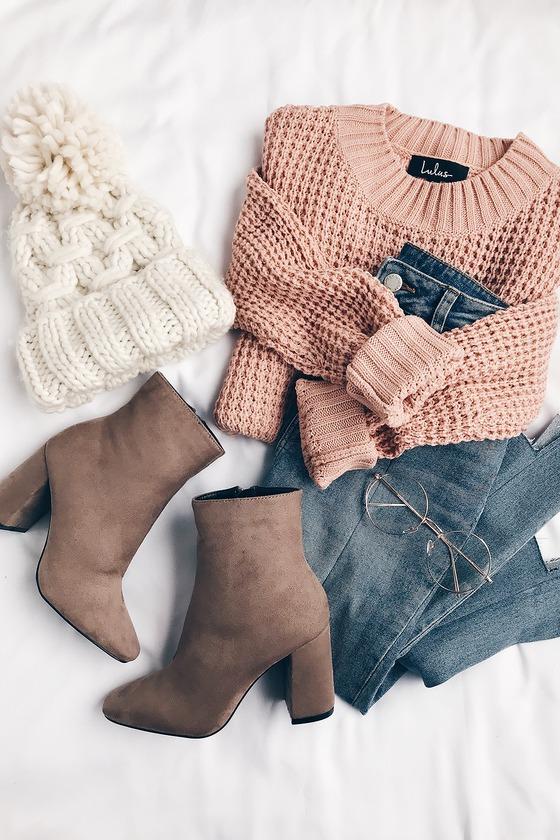 Amazing Cute Winter Outfits That Will Make You Stylish And Wa