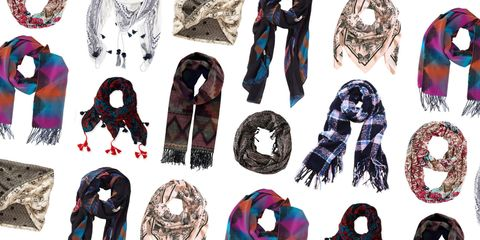 22 Cute Winter Scarves 2016 - Winter Scarf for Gir