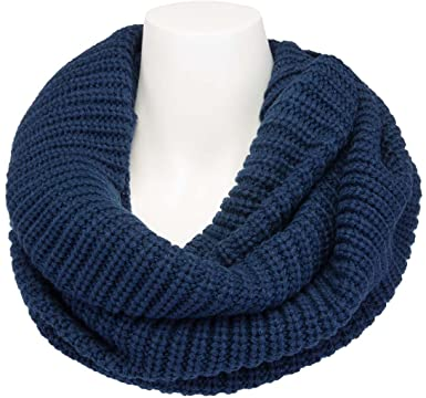 DG Hill Winter Scarf For Women Warm Lightweight Infinity Scarf .