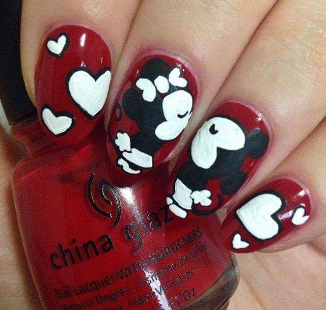 90+ Cutesy Holiday Nails to Bring Out the Oomph in You in 2020 .