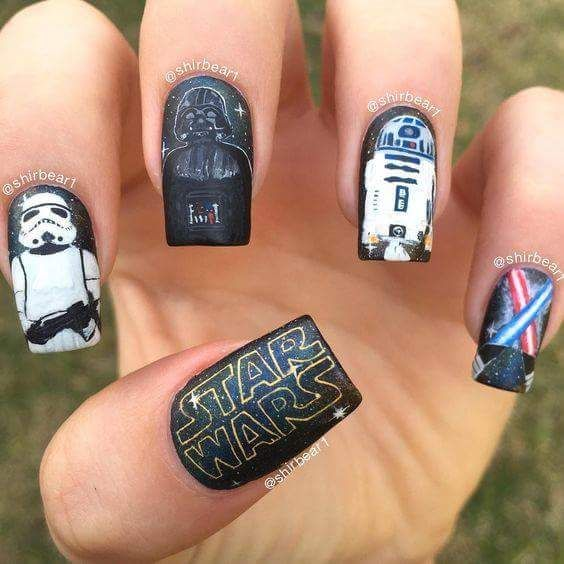 Pin on Nails Ide