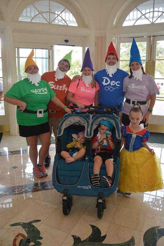 40+ DIY Disney Halloween Costumes for Kids & Adults - Hike n Dip .