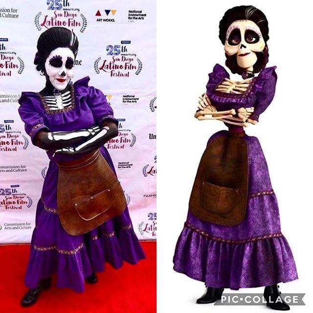 DIY Coco Imelda Costume | maskerix.com | Disney halloween costumes .