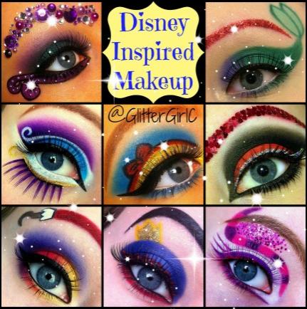 Disney Family | Recipes, Crafts and Activities | Disney makeup .