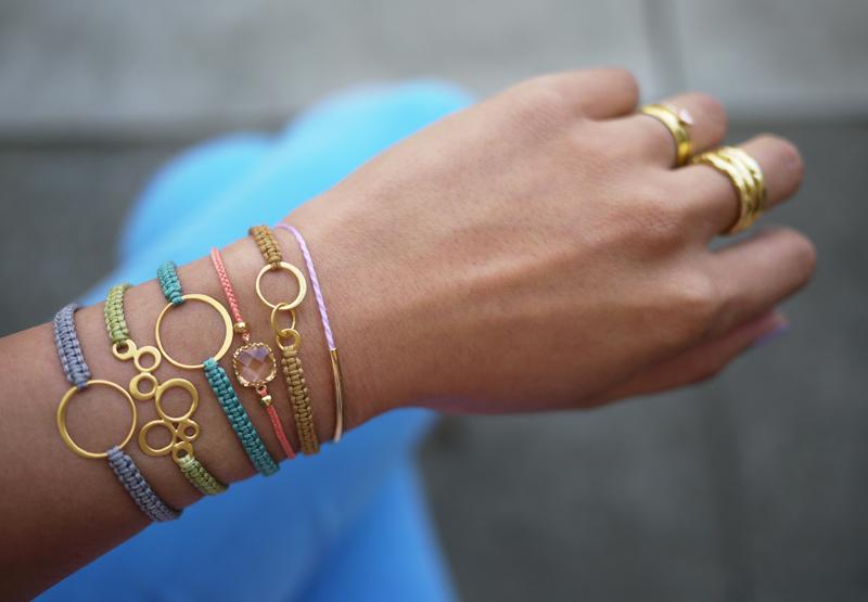 DIY Macrame Bracelet - Honestly W