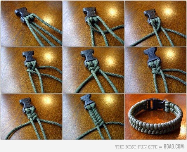 DIY bracelet | Diy bracelets, Paracord, Jewelry craf