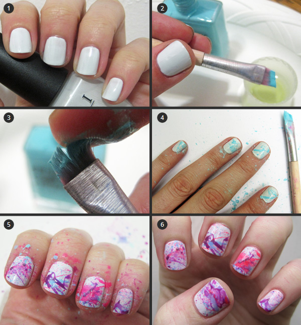 Top 15 Easy To Do-At-Home Nail Art Designs For Beginners .