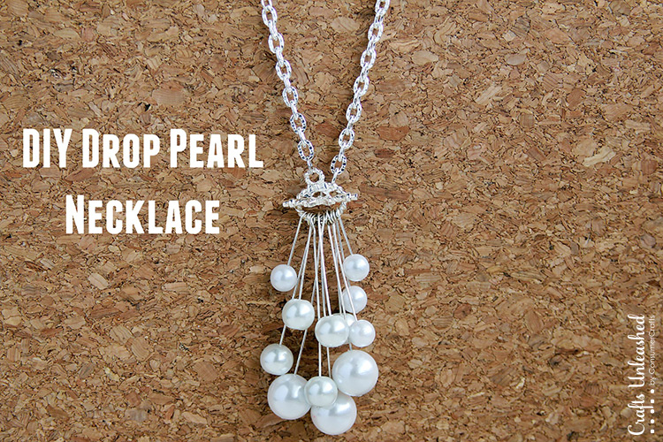 DIY Pearl Necklace: Step by Step - Crafts Unleash