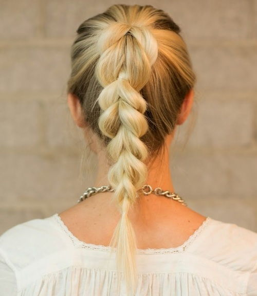 38 Quick and Easy Braided Hairstyl