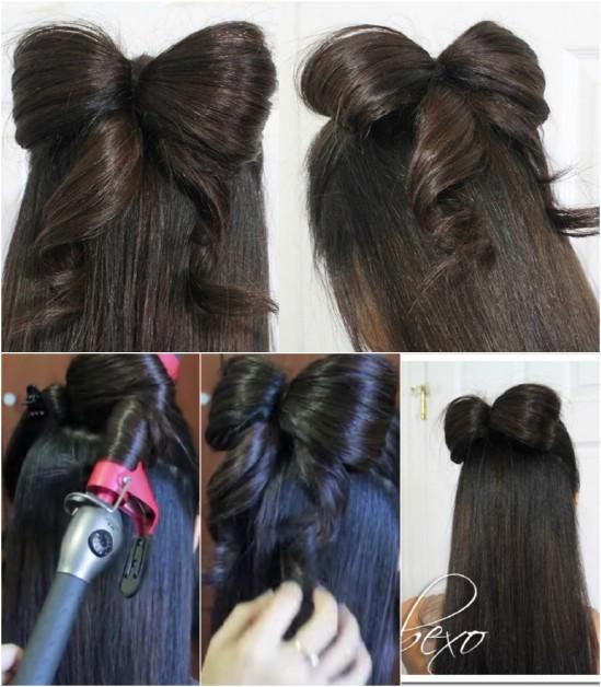 12 Super Cute DIY Christmas Hairstyles for All Lengths - DIY & Craf