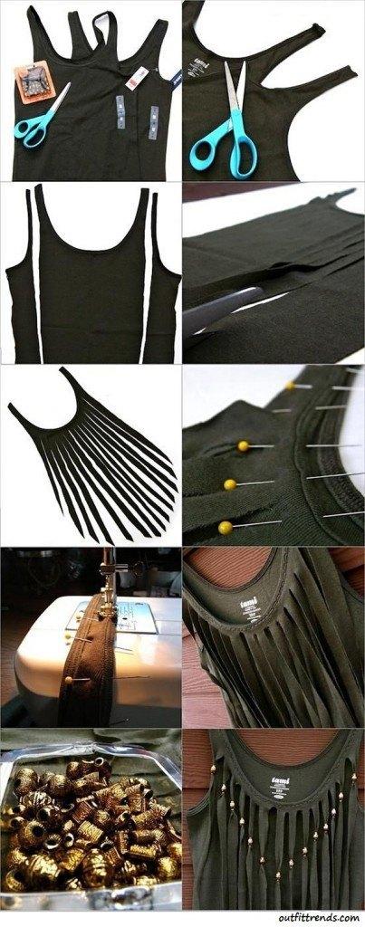 30 Easy DIY Summer Fashion Ideas With Step by Step Tutoria