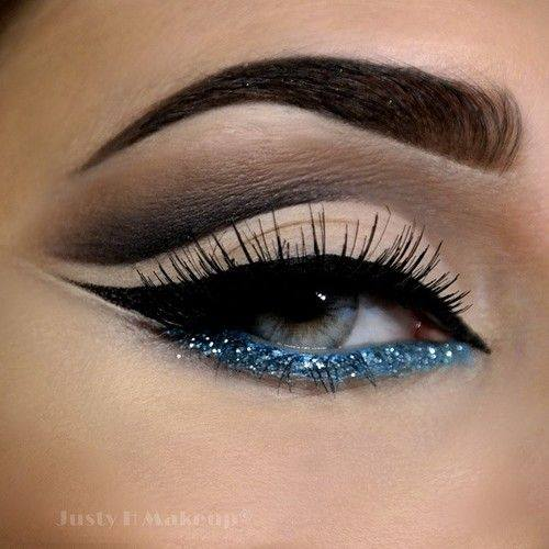 70 Stunningly Easy New Year's Eve Makeup Ide
