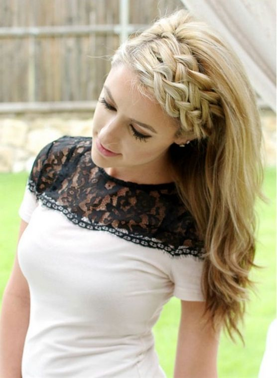 100+ Cute Easy Summer Hairstyles For Long Hair | Hair, Easy summer .