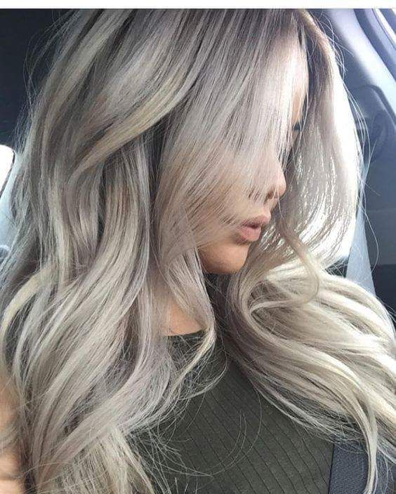 65+ Elegant Ash Blonde Hair Hues You Can't Wait to Try Out | Ash .