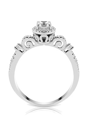 Announcing Enchanted Disney Fine Jewelry Engagement Rings | Disney .