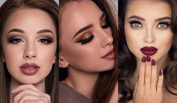 Winter makeup essentia
