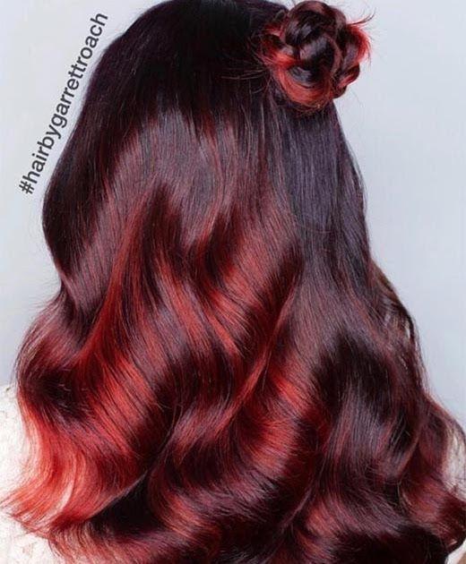 63 Yummy Burgundy Hair Color Ideas Burgundy Hair Dye Burgundy Hair .