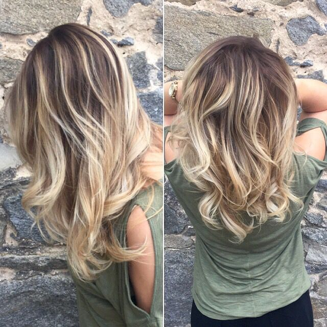 22 Fabulous Ombre & Balayage Hair Styles - Hottest Hair Color .