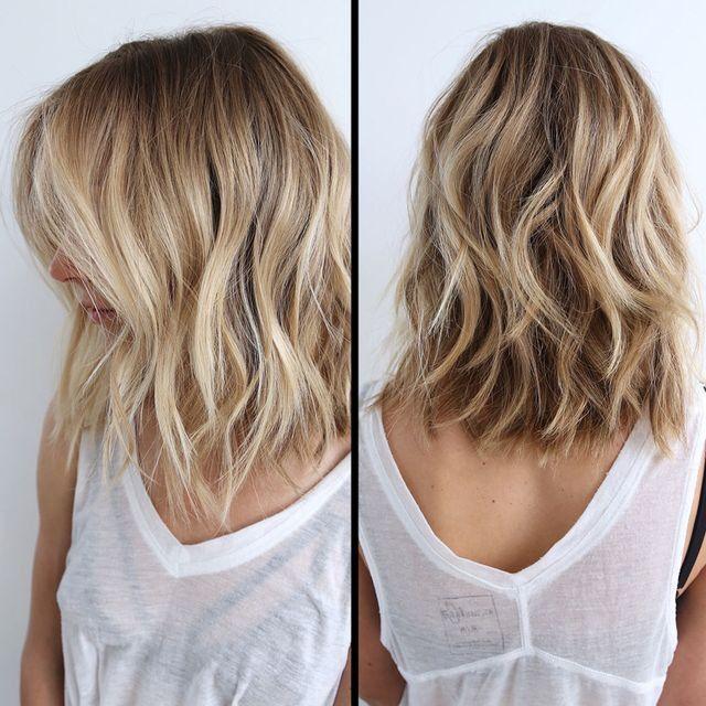 Brunette Hairstyles   Hair styles, Hair lengths, Thick hair styl