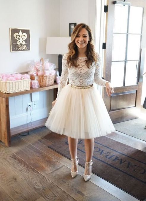 12 Perfect Outfits That Show How To Rock A Tulle Skirt - Pretty .