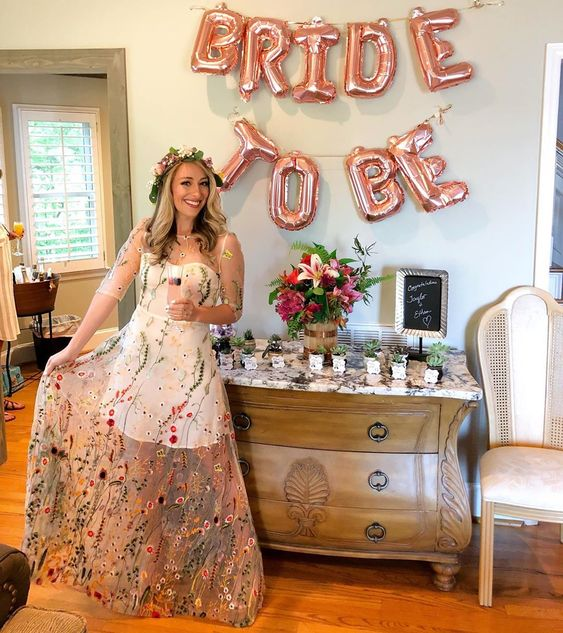 70 Awesome Fall Bridal Shower Outfit Ide
