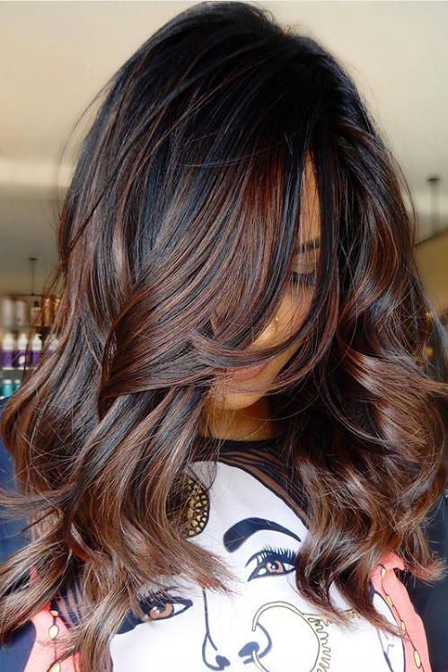 "Cold Brew"" Hair Is Trending for Fall—And Brunettes Everywhere Are ."
