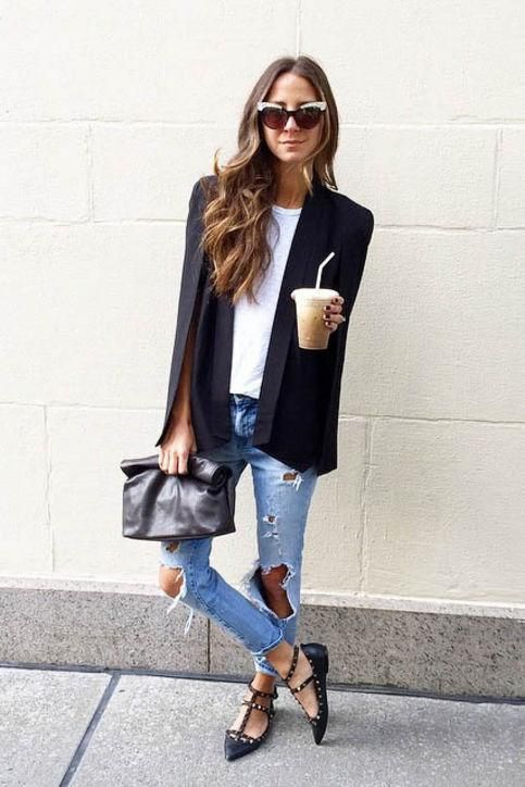 15 Incredibly Stylish Ways to Wear a Blazer This Fall and Winter .