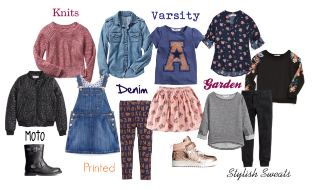 Savvy Sassy Moms: 8 Must-Have Fall Fashion Trends for Kids .