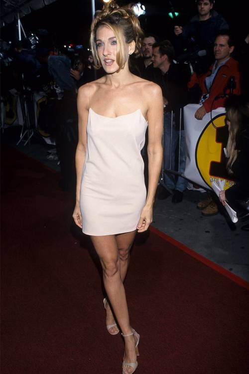 The '90s Dress Trend Everyone Will Wear This Fall - Celebrity .