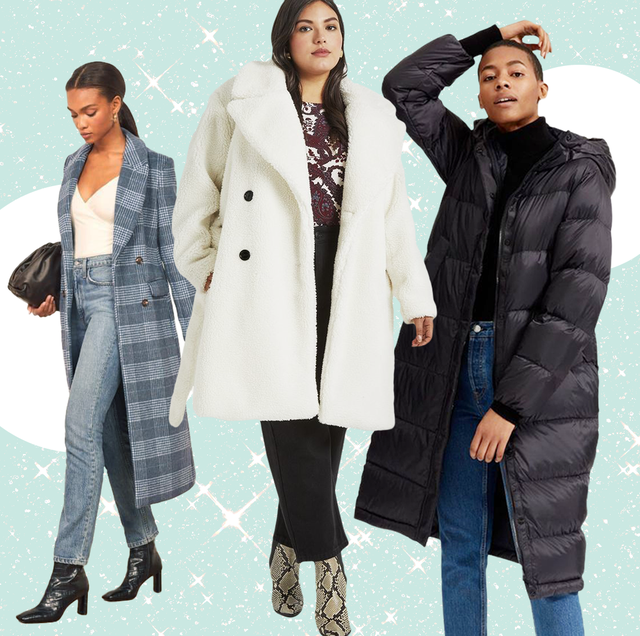 Best Winter Coats for Women - Warm Puffers, Parkas, and Peacoat .