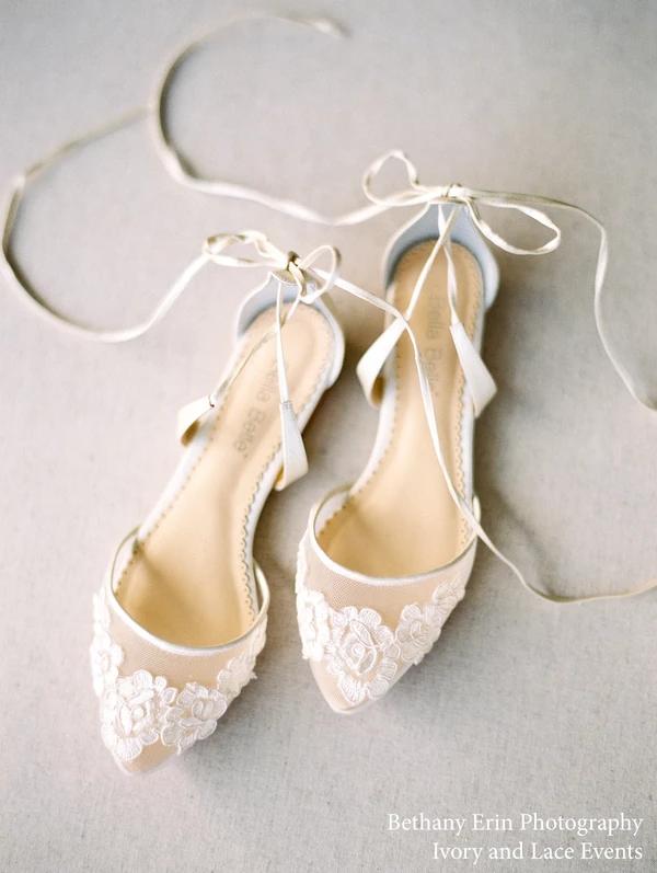 Lace Wedding Ballet Flats | Wedding ballet flats, Wedding flats .