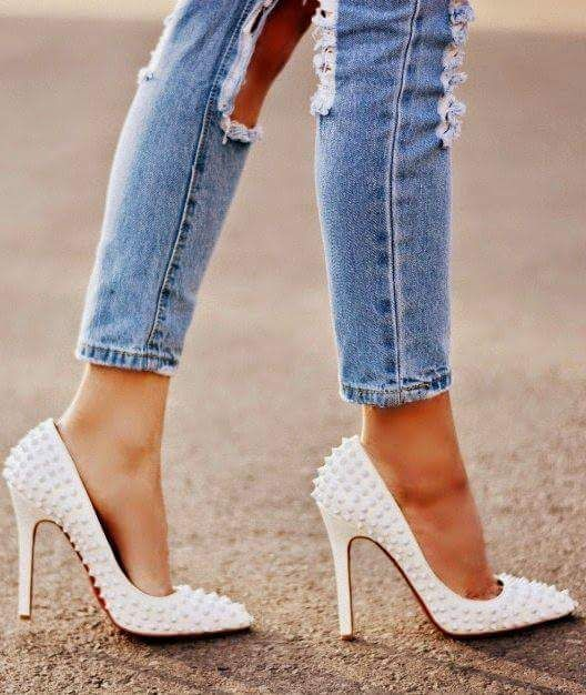 47 Figure-Flattering Stiletto Heels to Accentuate the Beauty of .