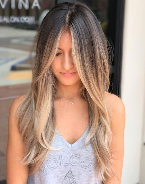 70 Flattering Balayage Hair Color Ideas for 2020 in 2020 | Balyage .