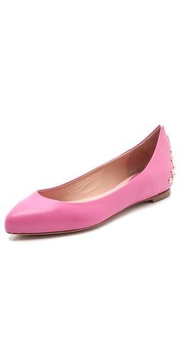 Flattering Flats! (With images) | Pointy toe flats, Flats, Pointy t