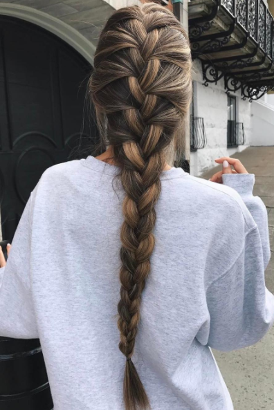 Ideas for French Braids How To Do A French Braid: Hair Tutorials .