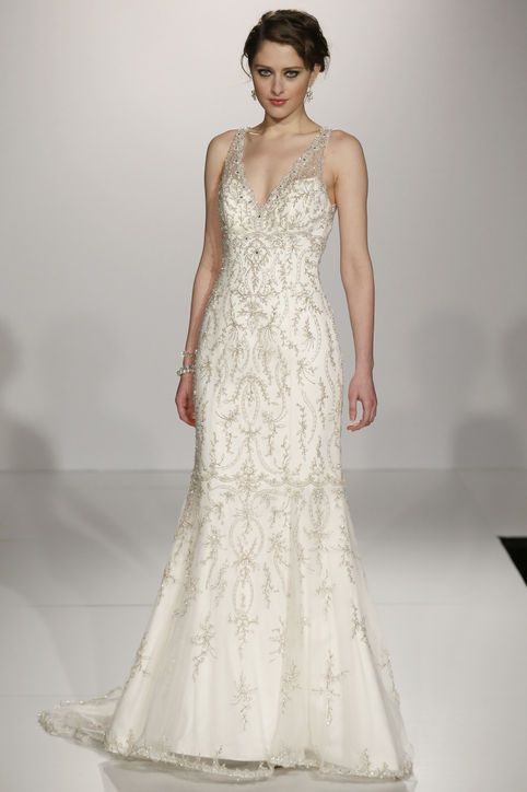 4 Fresh Wedding Dress Trends That Are HUGE Right Now! Would You .