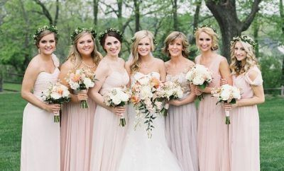 Wedding Color Trends 2020: 45 Neutral Spring Wedding Color Ideas .