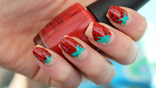 Fruit Nail Art Ideas for Summ